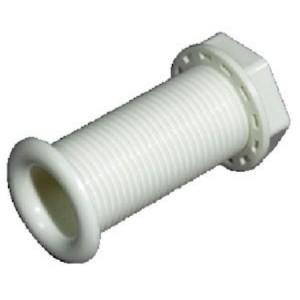 SCARICO IN PLASTICA BIANCO MM60