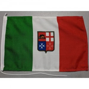 BANDIERA ITALIANA 30X45