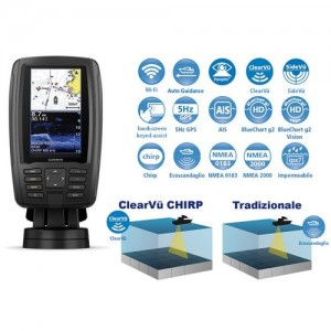 COMBINATO GARMIN ECHOMAP PLUS 42CV