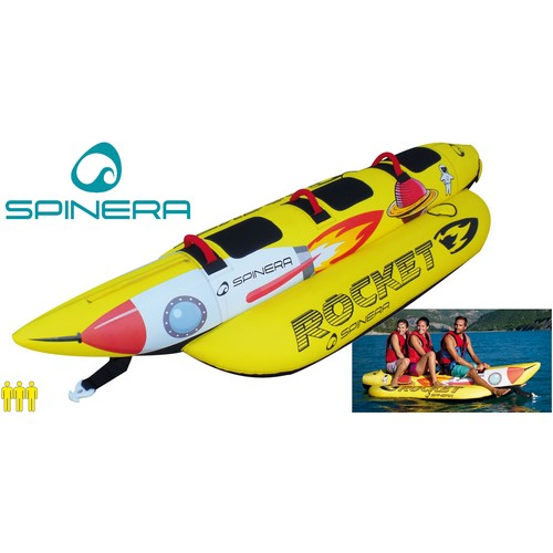 "GONFIABILE SPINERA ""ROCKET 3"""