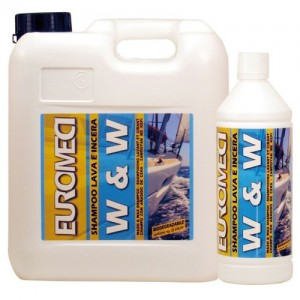 "SHAMPOO LAVA ED INCERA ""WASH & WAX"""