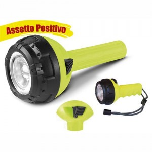 "TORCIA ""DIVING"" A LED SUBACQUEA"