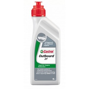 OLIO MISCELA OUTBOARD CASTROL
