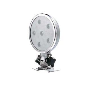 FARO DA COPERTA POWER LED 6X3W