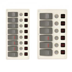PANNELLI ELETTRICI C7 WHITE IP66