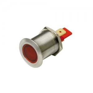 SPIE LED INOX STAGNO 19MM 12V