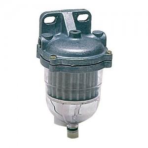FILTRO DECANTATORE GASOLIO 130/400 LT/H
