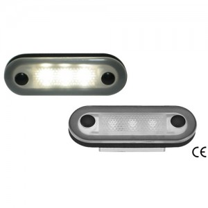 LUCI DI CORTESIA A 3 LED