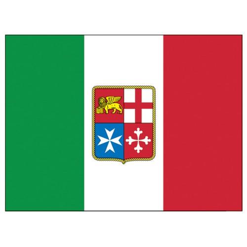 BANDIERA ADESIVA ITALIANA