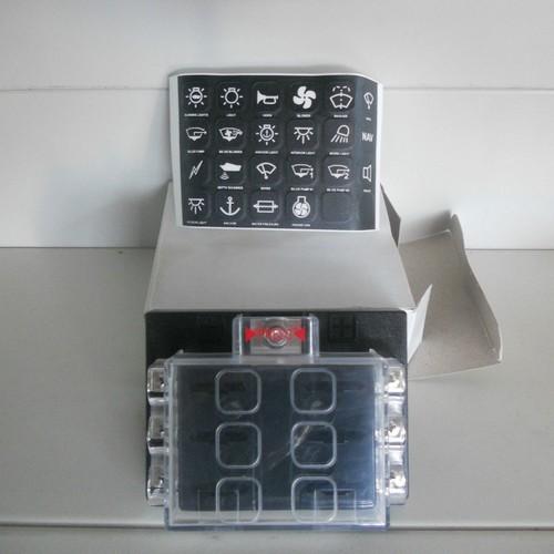 BOX PER FUSIBILI LAMELLARI