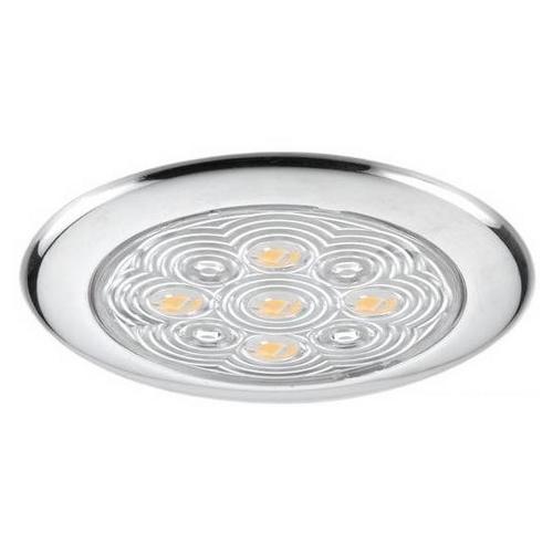Plafoniera 5 led luce bianca for Led luce bianca