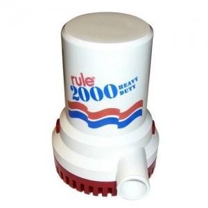 POMPA DI SENTINA RULE 2000